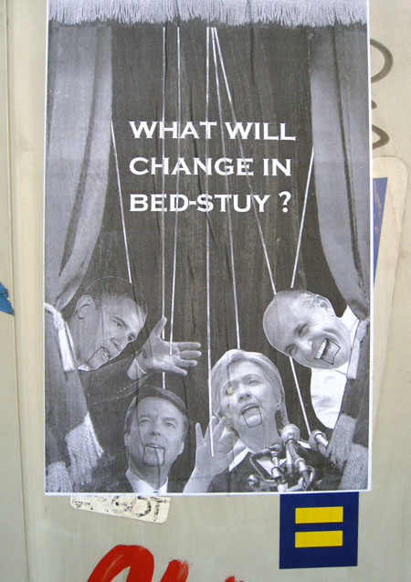 What will change in Bed Stuy?