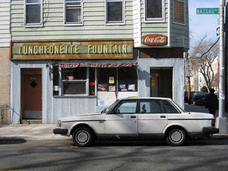 Parkside Luncheonette