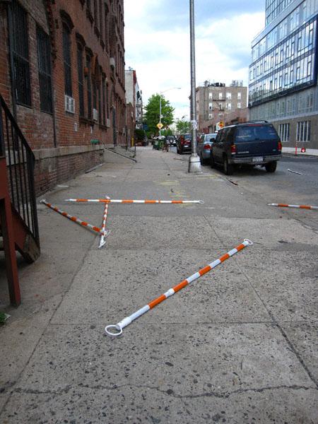 pylonsonsidewalk