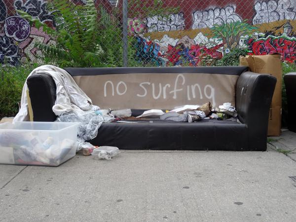 South 5 Street Feral Sofa nys