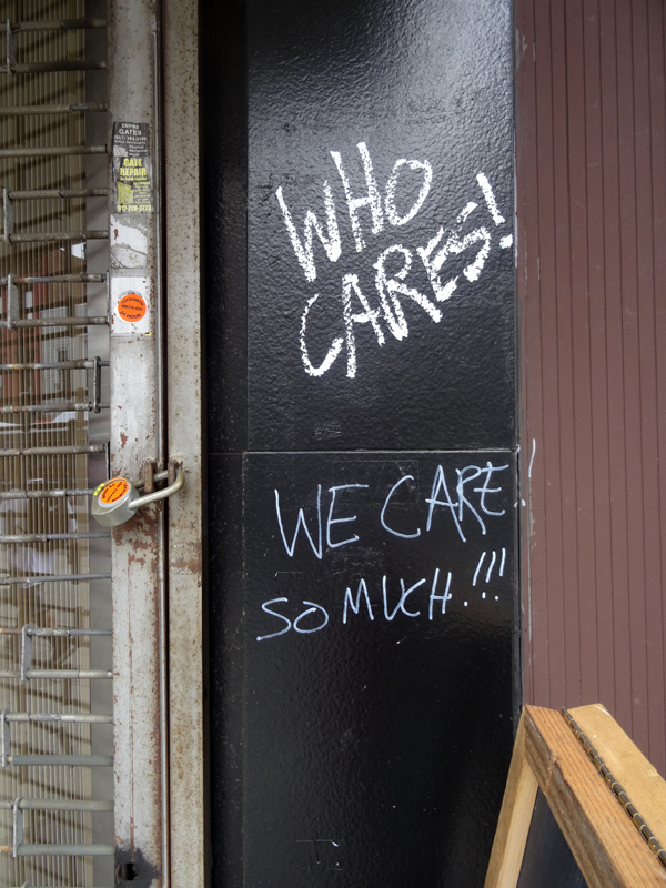 WE CARE nys