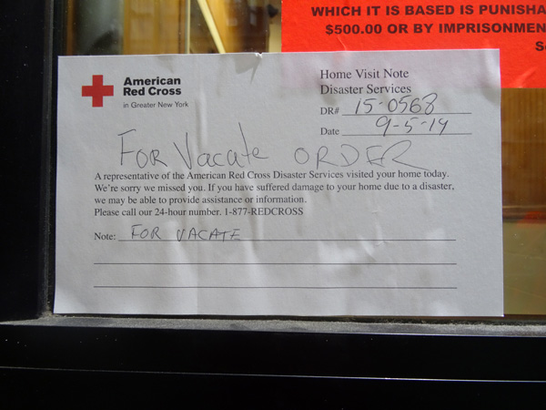 5 West 31 Street Red Cross nys