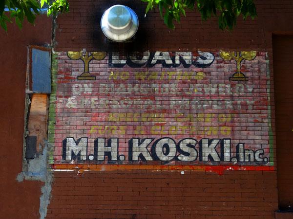 MH Koski Inc nys