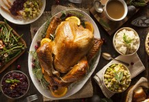 thanksgiving - illnesses - food