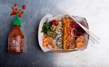 street food - bao bun - belfast