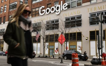 google - shopping - new york
