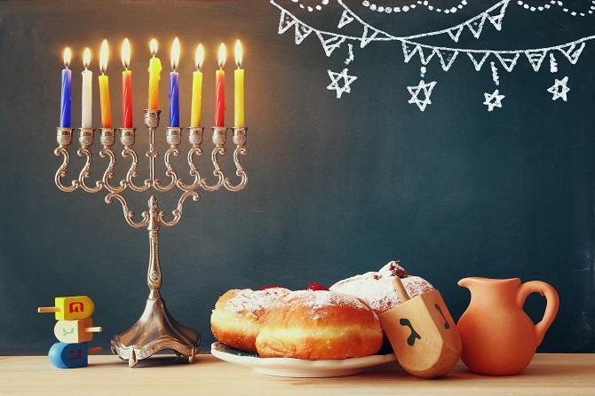 hanukkah 2018 - events - holiday