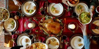 restaurants - thanksgiving - usa