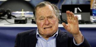 George H.W. Bush - US