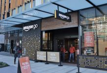 amazon - store - london