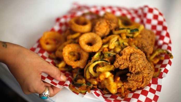fried food - new study