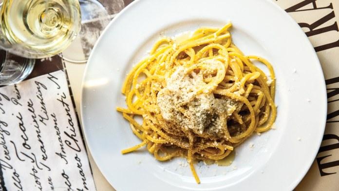 san lorenzo - food - rome