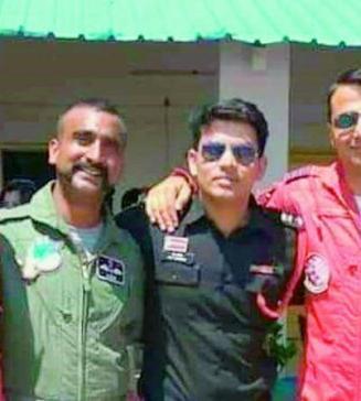 Pakistan Release IAF Pilot