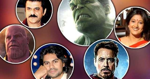 Marvel Avengers Endgame Movie – Dubbed Artist In Hindi