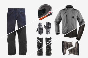 motorcycle gear - Newz4ward