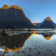 Milford Sound Reflection, Fiordland, New Zealand | photography