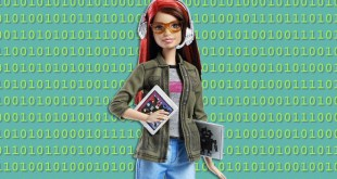 Gamer-Barbie