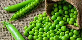 Benefit of Green Peas