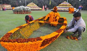 Chandigarh Flower Festival