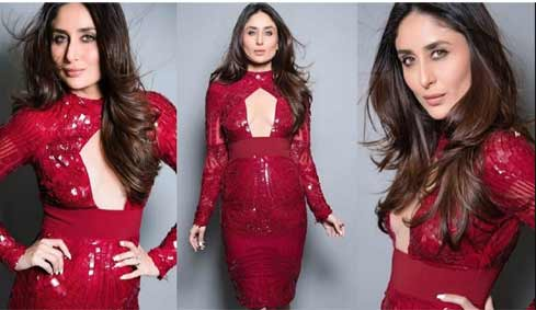 Kareena Kapoor at book lauch