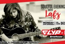 Lafz live at FLYP@MTV
