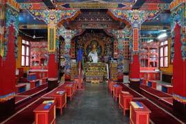 Monastery in Dolanji