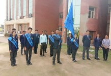 Investiture Ceremony of Brilliance World School