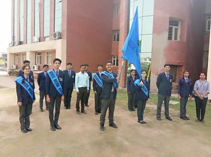 Investiture Ceremony of Brilliance World School