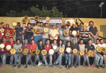 SJOBA Rally with prize distribution