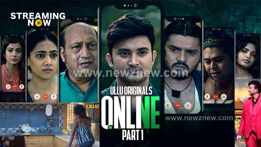 ONLINE Ullu Web Series (2021)