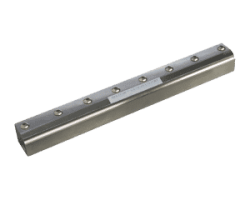 An image showing a Stainless Steel Standard Air Blade Air Knife #10012S