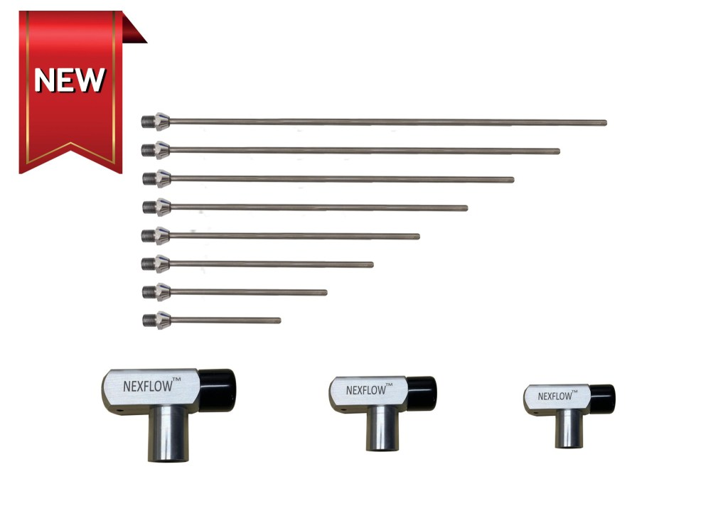 An image showing Blind Hole Cleaning System Kits.