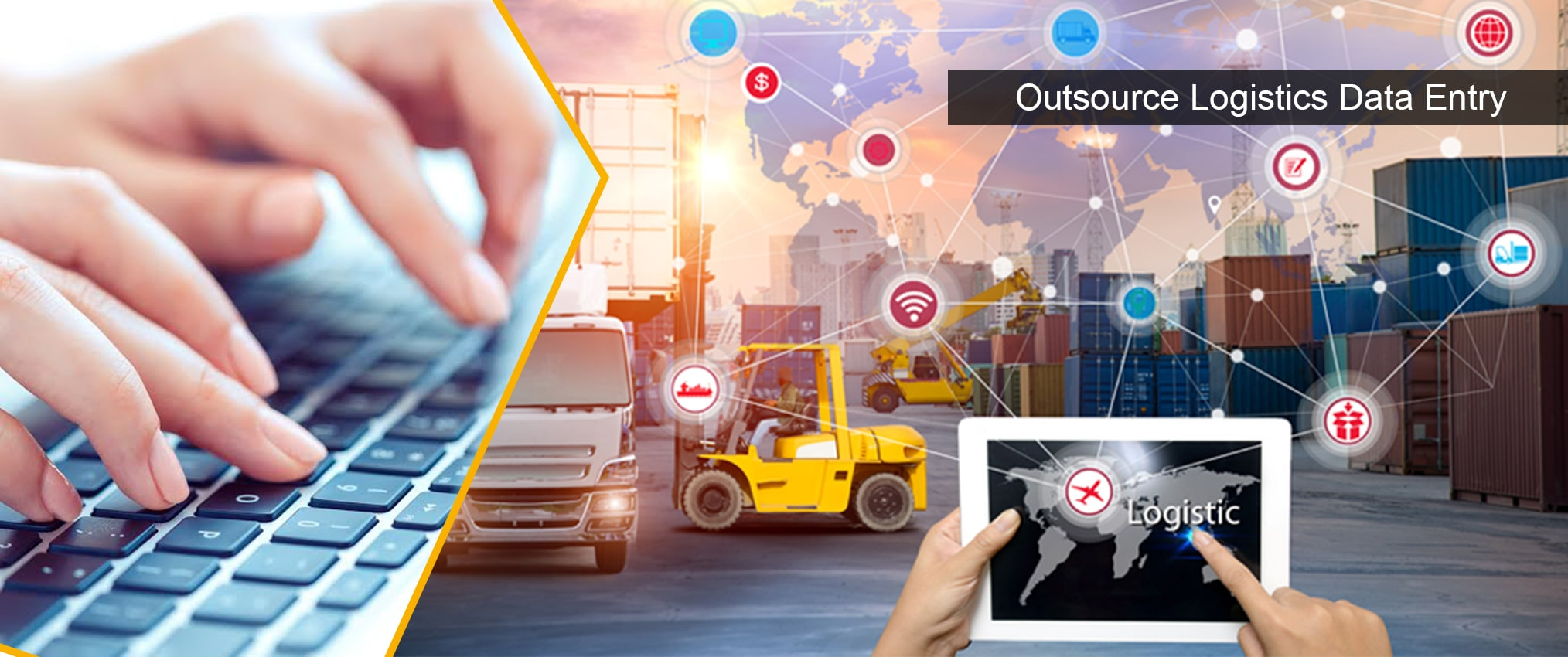 outsource logistic data entry to attain maximum business profit