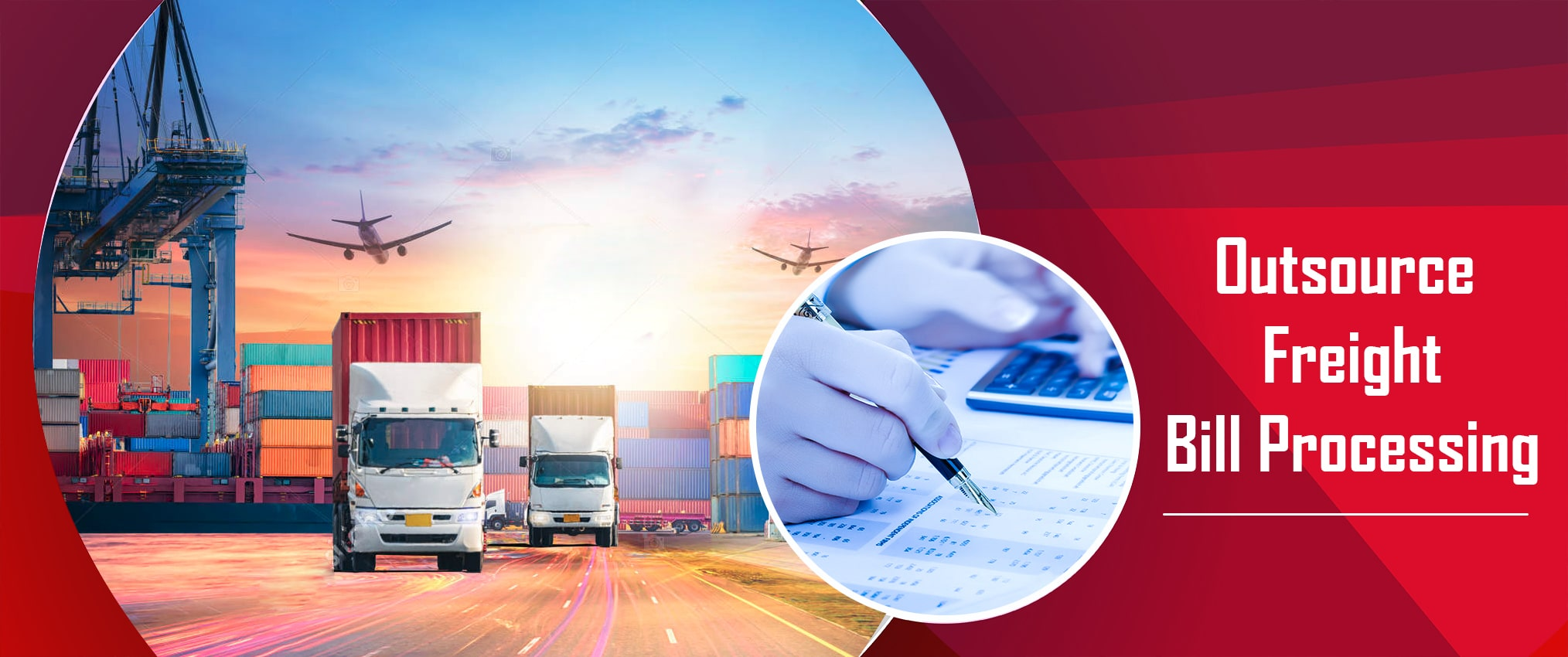 Outsource Freight Bill Processing