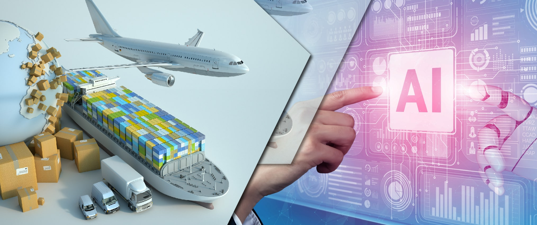 How AI Modifies The World Of Logistic Industry?