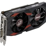 6ASUS Cerberus GeForce GTX 1050 Ti 4GB OC Edition GDDR5