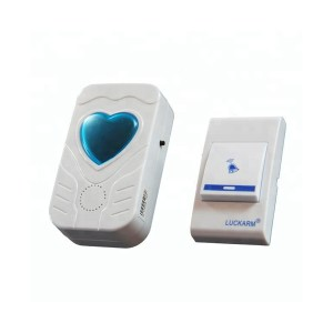 Luckarm Wireless Remote Control Door Bell
