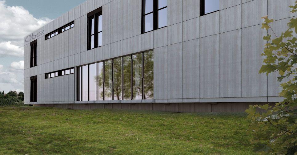 Colegio construcción modular