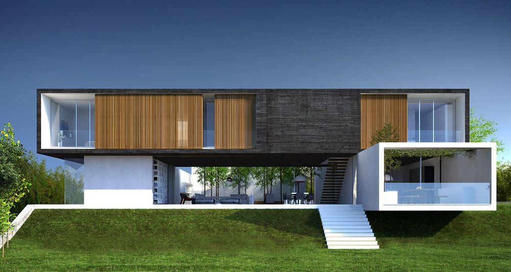 Casa modular nexhabitat hormigon