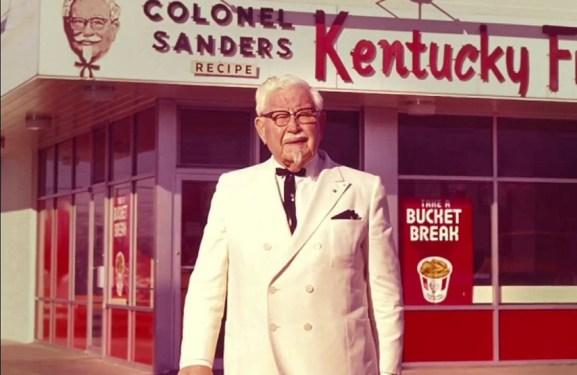 La increíble historia de Coronel Sanders, el fundador de KFC | Nexofin