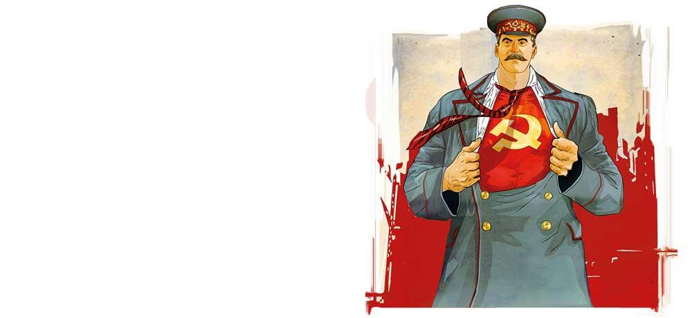 Stalin: a la altura del mito