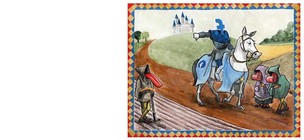 La libertad de expresión en el nuevo feudalismo digital