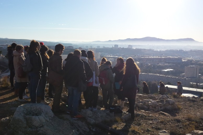 Balade sur l'oppidum du Verduron