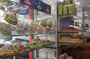 Pâtisseries quartier de Noailles