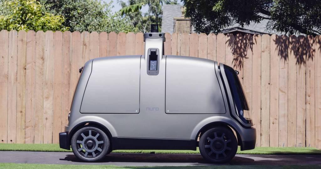 Робототехническая компания Nuro