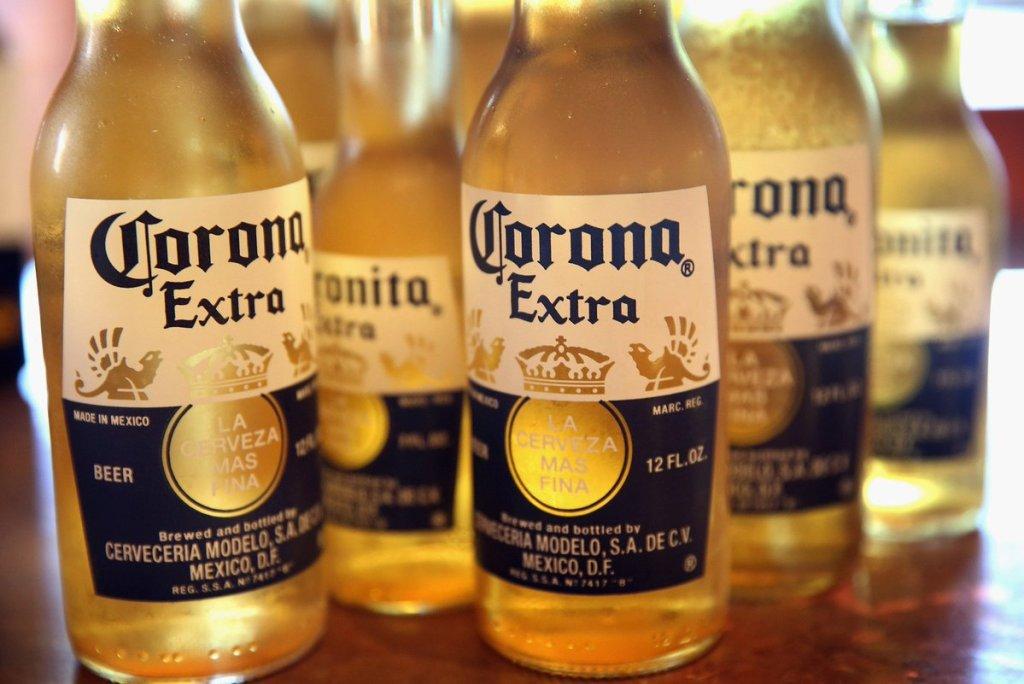 Пиво Corona