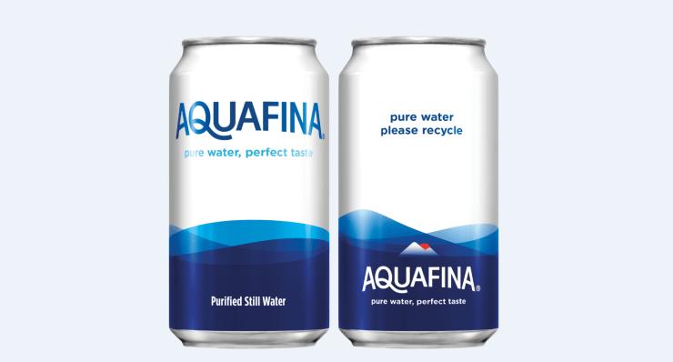 вода Aquafina