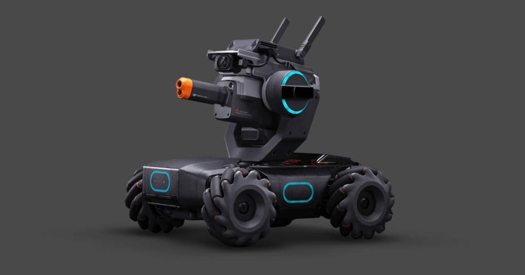 RoboMaster-S1
