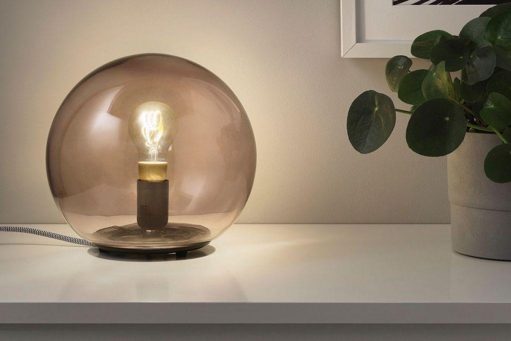 Ikea выпустила первый умный светильник