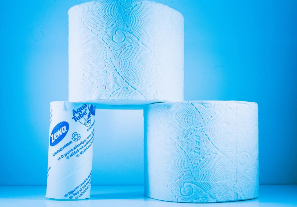 Туалетная бумага, Сhristine Sandu, Unsplash